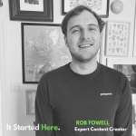 Rob Fowell - Expert Content Creator